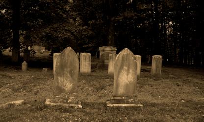 Salem Cemetery Tour
