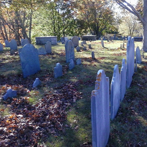 Salem Cemetery Tour